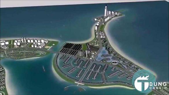 Dự án lấn biển Vingroup 2870 ha