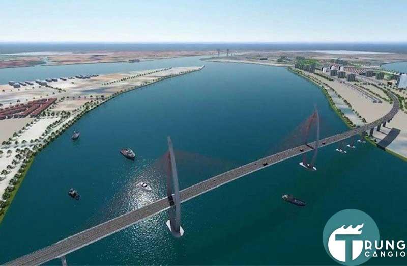 Ngoài Cầu Cần Giờ, nơi đây còn ước mơ xây cây cầu vượt biển kết nối với Vũng Tàu